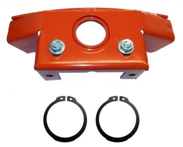 Geda Seilrolle Kopfstück D140 mit Lager Leiterlift Leiterlifte